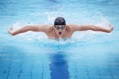 Swimming Stroke Improver Programme.