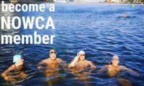 Safe open water swimming